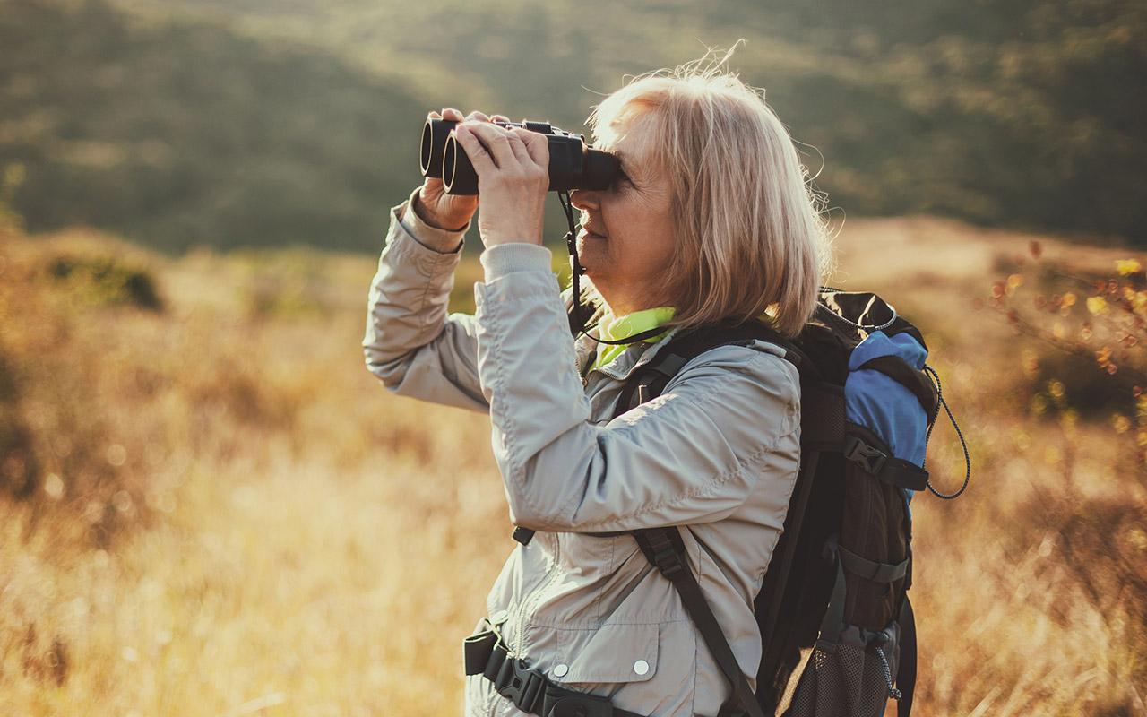 Birdwatching in North-Central Idaho