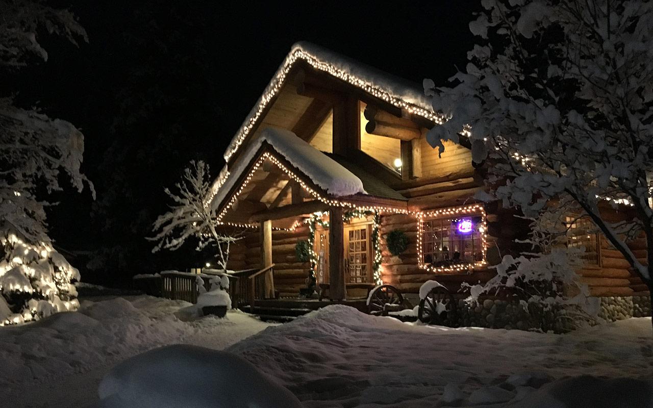 Lochsa Lodge Idaho